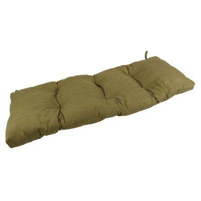 Lava Monti Richloom Chino Sunbrella Outdoor Bench/Glider Cushion - LAVA26-0095