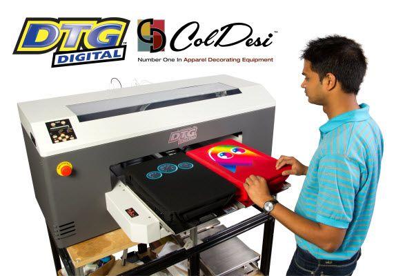 Best DTG Printer for Screen Printers