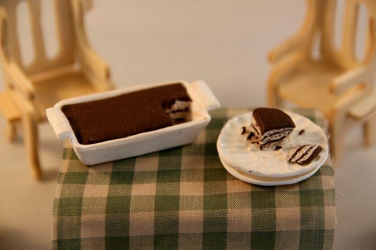 Cake - polymer clay