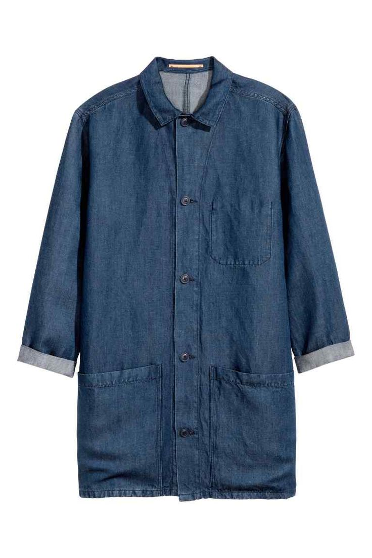 Uni Jacket 3 - Blu denim scuro - DONNA | H&M IT
