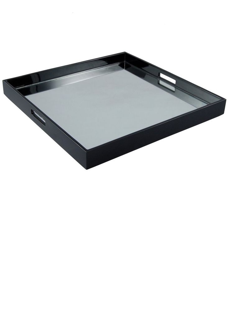 Black Tray | Black Trays | Black Wood Tray | Black Wood Trays | Black Wooden