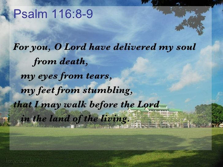 Psalm 116:15–19 - Google Search