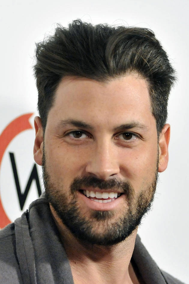 Maksim Chmerkovskiy...be still my heart. Oh I love this guy.