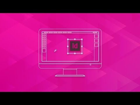 704) Adobe InDesign Tutorial: Learn Adobe InDesign CS6 in 50