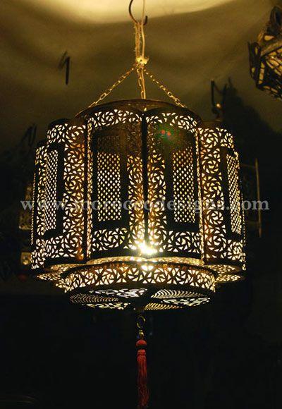 Moroccan lanterns · moroccan hanging lanternsmoroccan lightingmoroccan