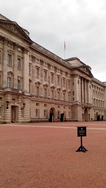 Buckingham Palace...London