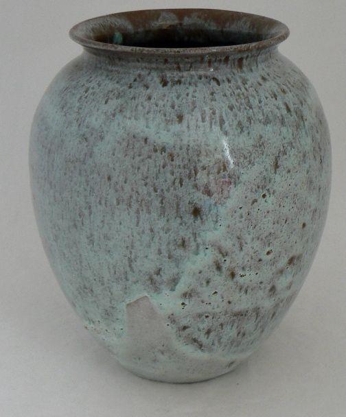 Zaalberg Holland ceramic vase