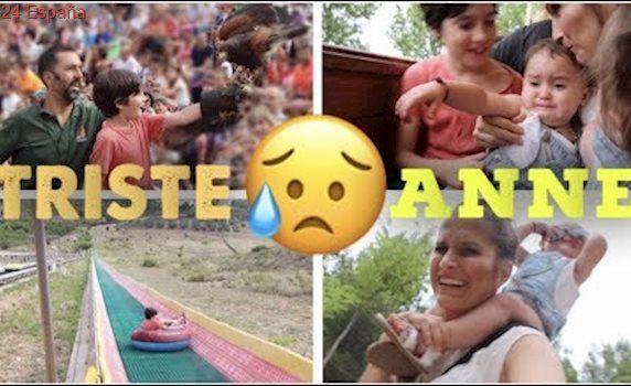 VERDELISS 24h / El mayor DISGUSTO de ANNE + GRABANDO en BOBSLEIGH + Nos pilló el TEMPORAL !!!