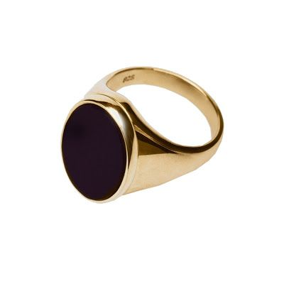 perfect simple signet ring