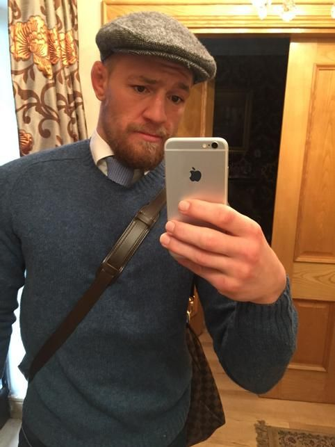 Conor McGregor wearing a Paddy hat : if you love #MMA, you will love the funny & outrageous #MixedMartialArts and #UFC inspired gear at CageCult: http://cagecult.com/mma