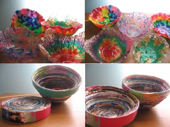 CD bowls