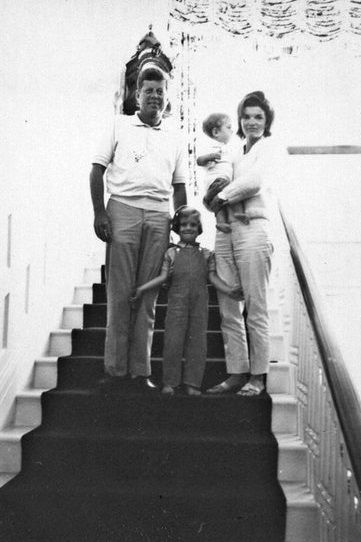 Jackie Kennedy Family: 17 Best Images About JFK & Family On Pinterest