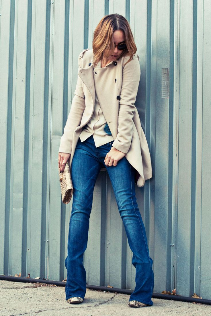 325 beste afbeeldingen van style trend flare bootcut jeans. Black Bedroom Furniture Sets. Home Design Ideas