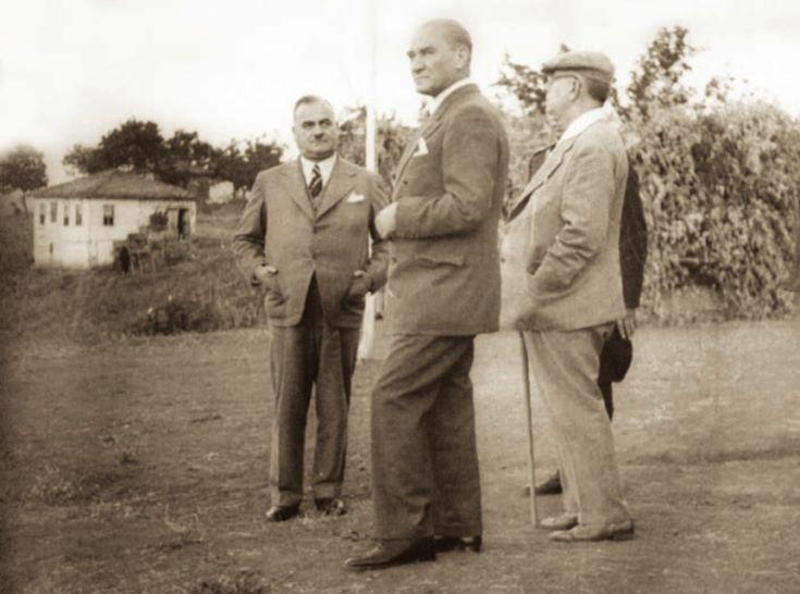 Atatürk'ün Sofra Arkadaşları (Mutat Zevat)   MustafaKemâlim