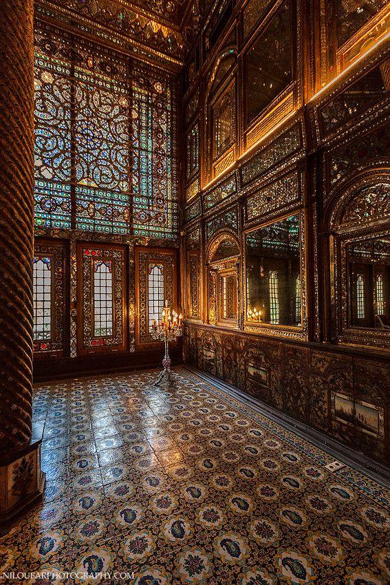 Golestan palace / Tehran by Niloufar Hosein zadeh.