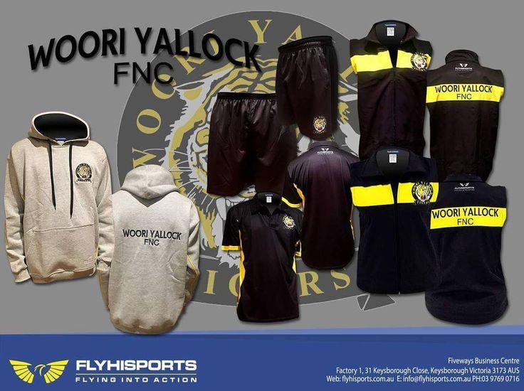 #wyfnc #woorifootball #woorinetball #newrange #apparel #flyhisports @flyhisports #tigers #wooritigers
