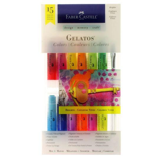 Faber-Castell® Gelatos® Brights Set