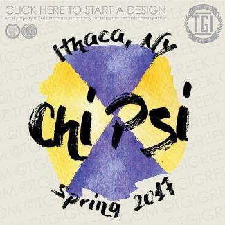 Chi Psi | XΨ | Spring PR | PR | PR Shirt | TGI Greek | Greek Apparel | Custom Apparel | Fraternity Tee Shirts | Fraternity T-shirts | Custom T-Shirts
