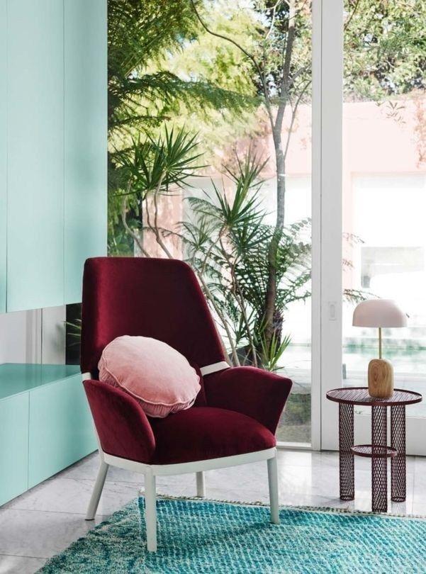 Trend Scout Dulux 2018 interiors colour trends
