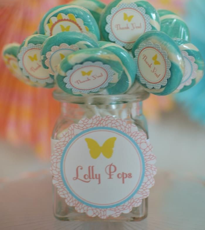 butterfly garden baby shower birthday party planning ideas supplies