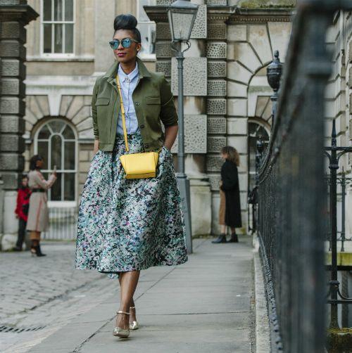 Saptamana Modei la Londra - Streetstyle (10) - Elle.ro