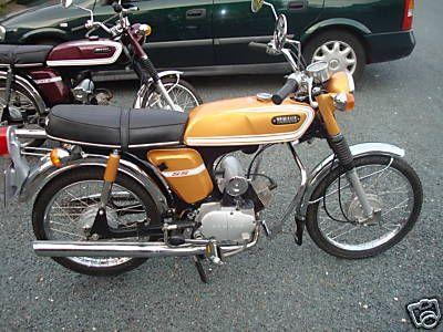 1973 Yamaha SS50