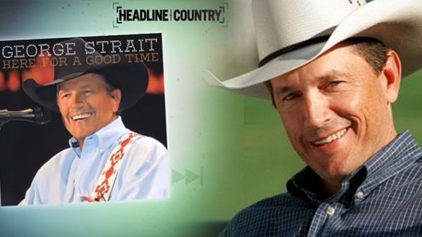 """Country Music Lyrics - Quotes - Songs George strait - George Strait Opens Up in Rare Interview on """"Headline Country"""" (VIDEO) - Youtube Music Videos http://countryrebel.com/blogs/videos/18142131-george-strait-opens-up-in-rare-interview-on-headline-country-video"""