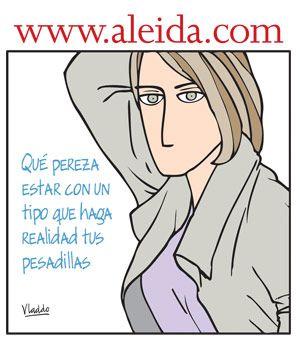 Totalmente de acuerdo con Aleida.
