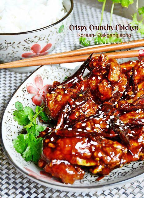 Crispy Cruncy Korean Chicken- Dakgangjeong