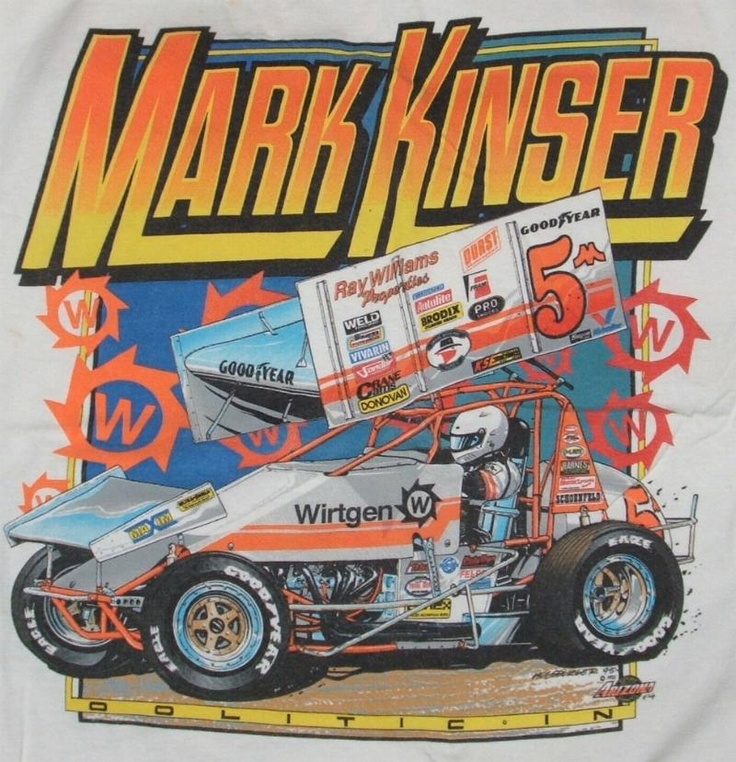 Mark Kinser T-Shirt