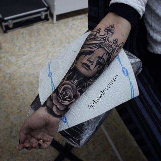 Последний день... Всем хороших гулянок #drozdovtattoo#tattooinstartmag#tattoostyle#chicano#tattooart#blackandgrey#tattoolife#inkkaddicted#inkdollz#tattooed#style#sleevetattoo#tattoozlife#instatattoo#sullen#tattoos#lowridertattoostudios#goodfellastattio#ink_life#inkeeze#minddlowingtattoos#lifestyletattoo#worldtattoo#tattoos_of_instagram#inkjunkeyz#ru_tattoo#inknationofficial#drozdov_ink