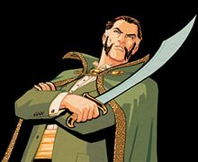 Ra's al Ghul or Ra's al Golden