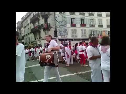 fêtes de Bayonne 2017