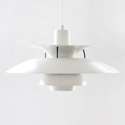 Located using retrostart.com > PH 5 Hanging Lamp by Poul Henningsen for Louis Poulsen