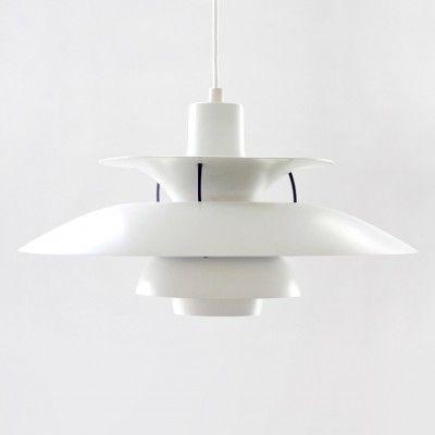 Located using retrostart.com > PH 5 Hanging Lamp by Poul Henningsen for Louis Poulsen