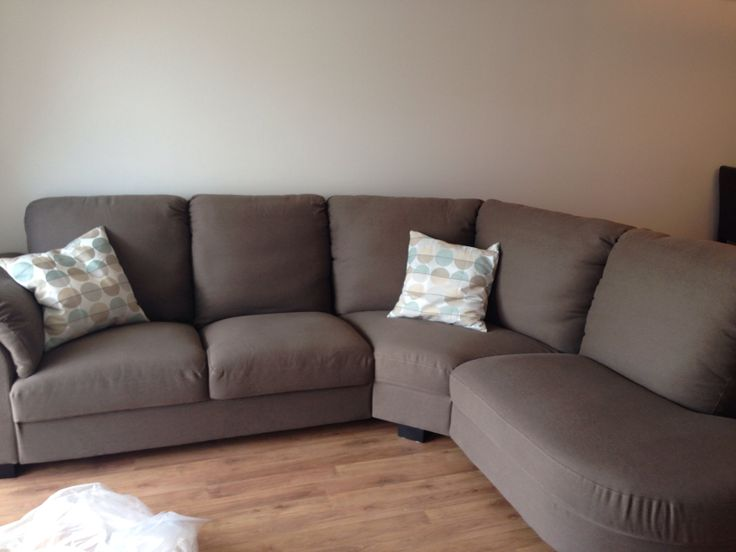 New Sofa - ikea tidafors