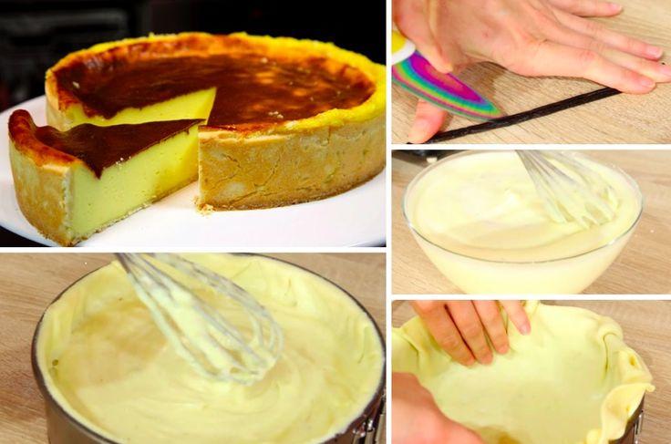 Réalisez facilement ce délicieux flan pâtissier maison - La Recette