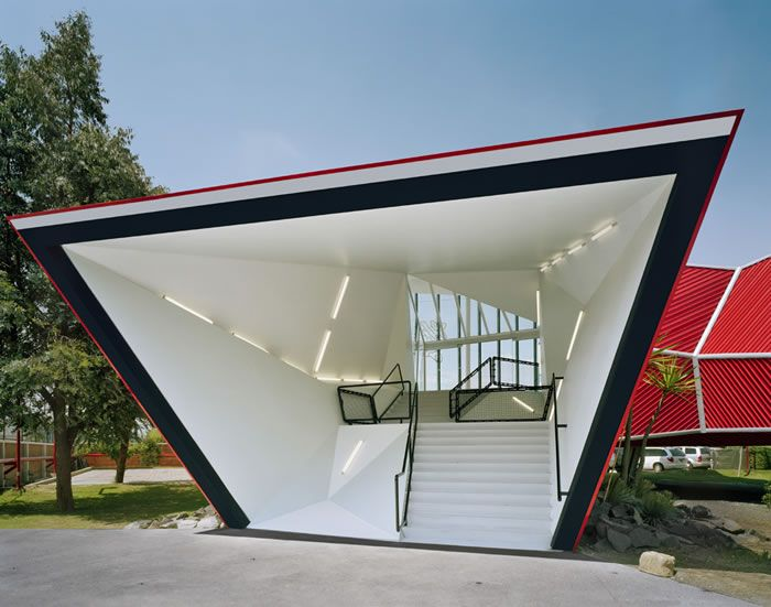 Museo del Chocolate de Nestlé - Rojkind Arquitectos - Toluca - México