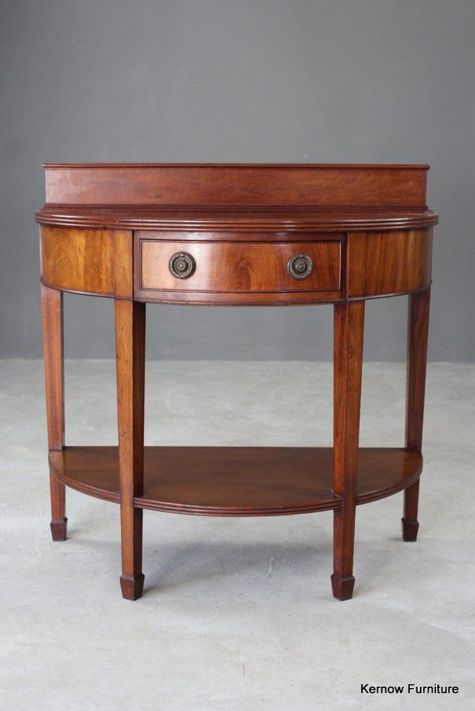 edwardian mahogany two tier side table edwardian furniture rh pinterest com
