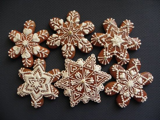More snowflake ideas