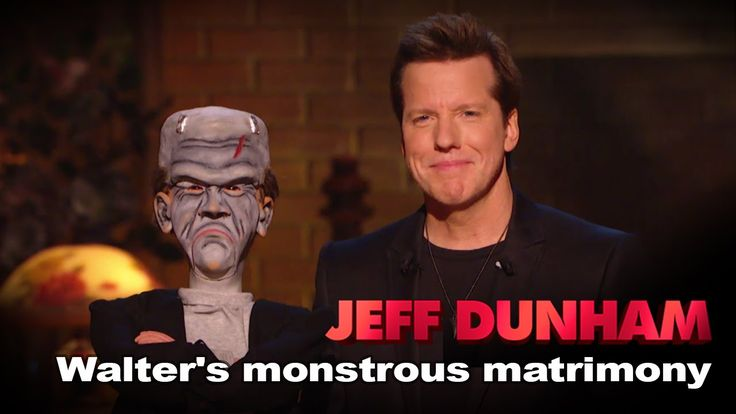 """In this clip from my 2012 special """"Minding the Monsters,"""" we learn about the monster that really scares Walter… his wife! Enjoy! Check out my upcoming tour d..."""