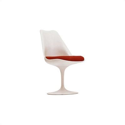 Knoll ® Saarinen Tulip™ Side Chair - Swivel: Tulip Swivel, Tuliptm Side, Tulip Chairs, Tulip Side, Apartment, Kitchen Chairs, Saarinen Tuliptm, Side Chairs, Swivel Side