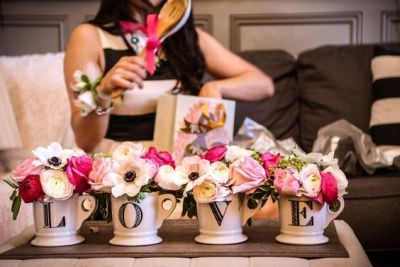 LOVE these!  See more bridal shower ideas and proper bridal shower etiquette at www.one-stop-party-ideas.com