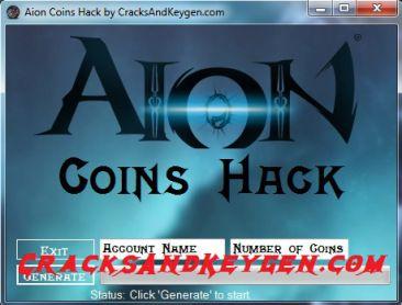 Aion Coins Hack