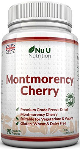 Nu U Montmorency Cherry Capsules, 90 Capsules, Not Extract, Freeze Dried Montmorency Cherry With No Fille No description (Barcode EAN = 5060483130095). http://www.comparestoreprices.co.uk/december-2016-4/nu-u-montmorency-cherry-capsules-90-capsules-not-extract-freeze-dried-montmorency-cherry-with-no-fille.asp