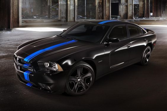 2012 Charger, Mopar Edition....yes please! Just change the blue to red