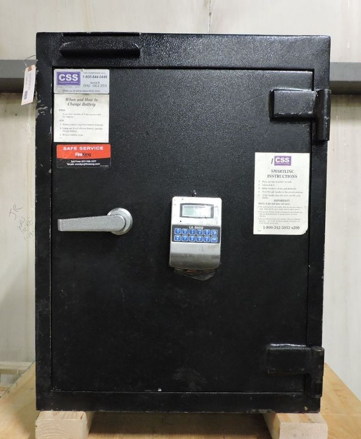 CSS B2820IC Commercial Drop Drawer Safe #CSS