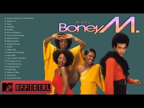 Boney M : Greatest Hits - Best Songs - YouTube