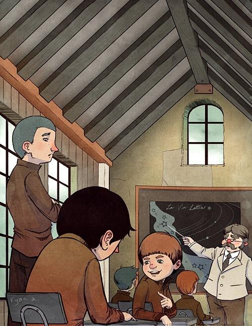 Ryan Andrews: Illustration