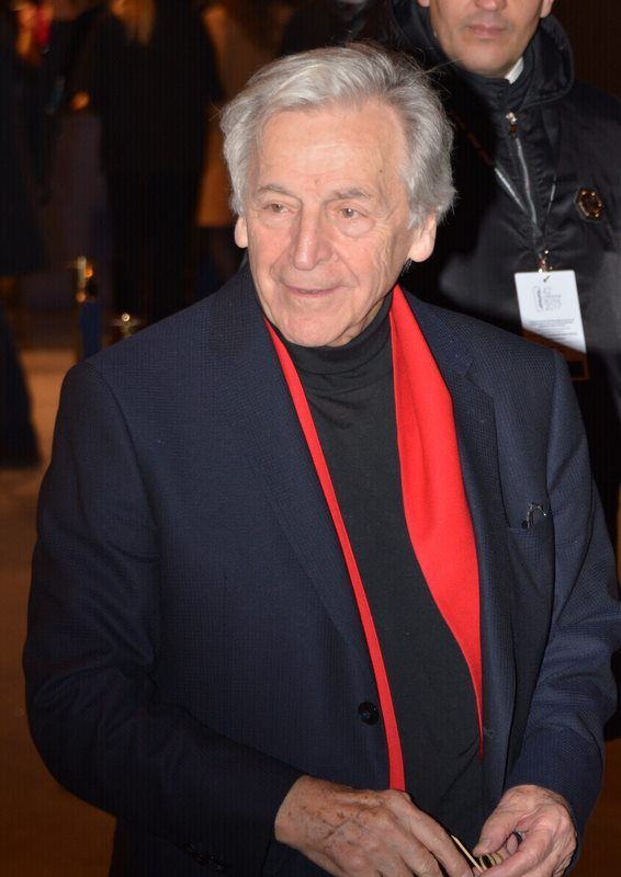 Costa-Gavras - Greek-French film director and producer